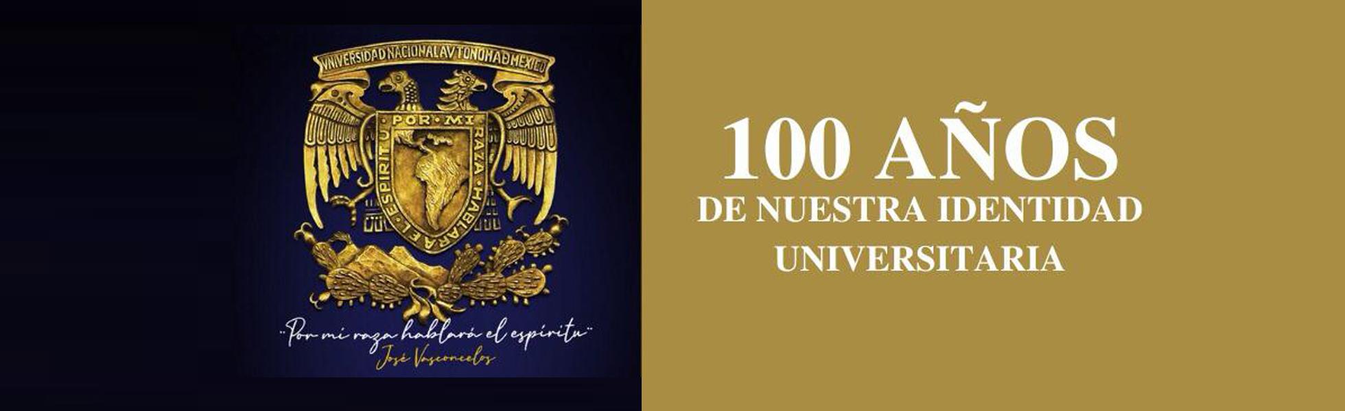 100 años de identidad universitaria