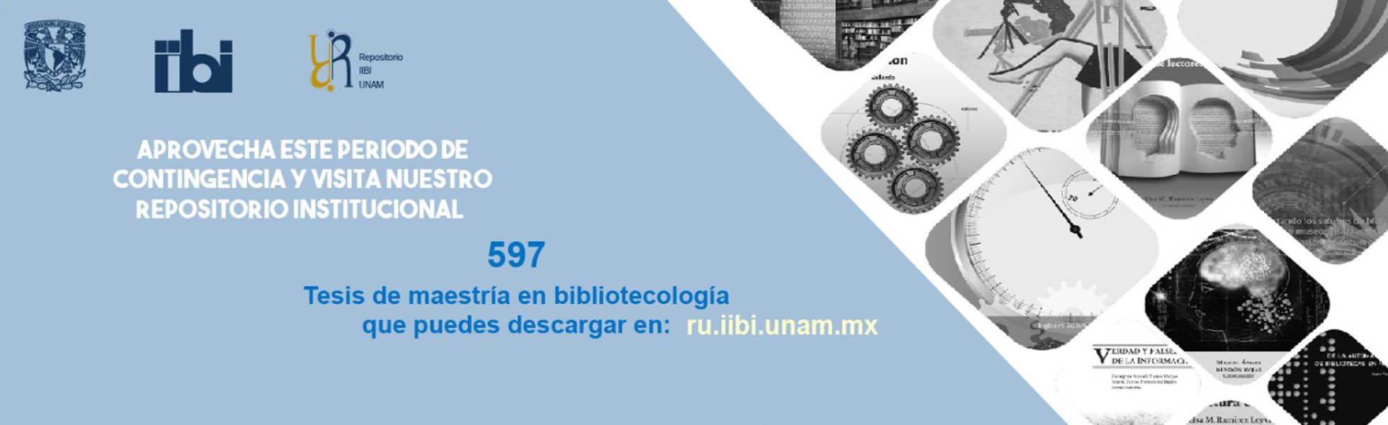 Repositorio Institucional IIBI