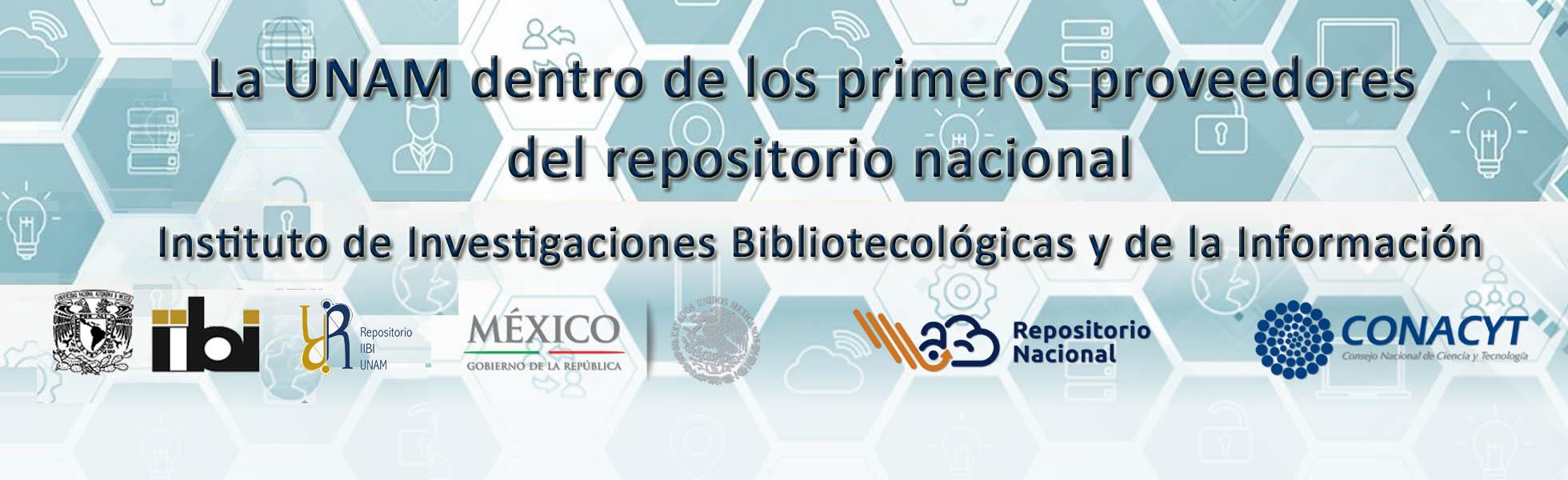La UNAM dentro de los primeros proveedores del repositorio nacional