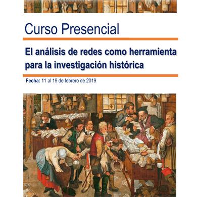 Curso: El análisis de redes como herramienta para la investigación histórica
